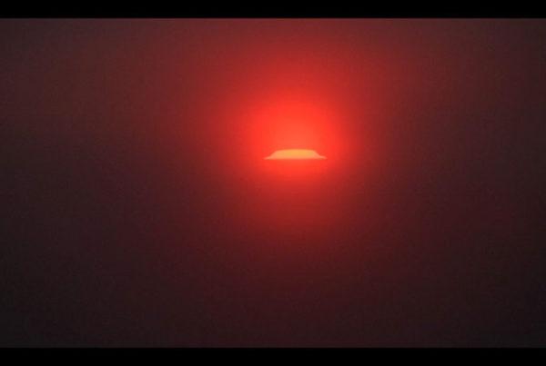 Céline Fantino, Orange Noir, Vidéo, 8 min, 2014